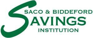 Saco Biddeford Logo GREEN II