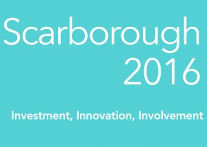 State of Scarborough 2016.key